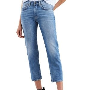 Women's Levis Made & Crafted 28 Slim Crop Jeans